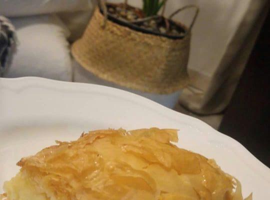 Συνταγή-βίντεο: Γαλακτομπούρεκο