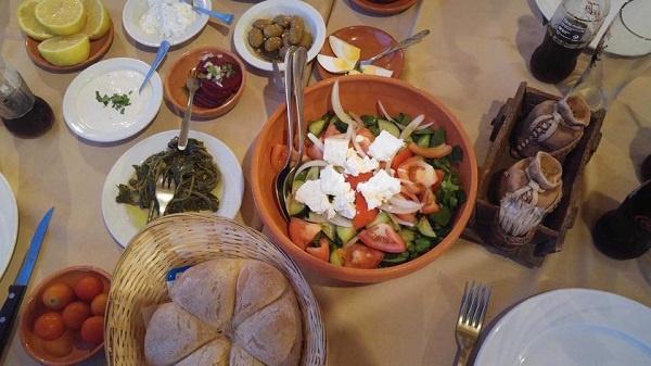Κυπριακή παραδοσιακή κουζίνα και εξωτικές γεύσεις