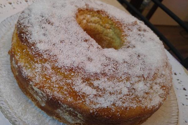 Συνταγή: Κέικ ινδοκάρυδο με σιρόπι και μαρμελάδα βερίκοκο!