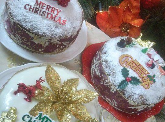 Συνταγή για παραδοσιακό Χριστουγεννιάτικο Κέικ – Christmas Cake με γλυκά του κουταλιού!