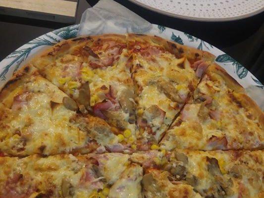 ΣΥΝΤΑΓΗ ΓΙΑ Homemade Pizza!