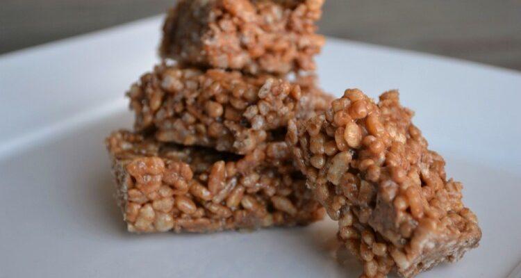 Γλυκό με σοκολάτες Mars και δημητριακά Rice Krispies!