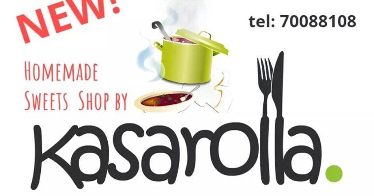 NEW!HomemadeΓλυκά–ΑλμυράbyKasarolla!🍰  ΤΩΡΑ ΜΠΟΡΕΙΣ ΝΑ ΠΑΡΑΓΓΕΙΛΕΙΣ ΤΑ ΑΓΑΠΗΜΕΝΑ ΣΟΥ ΓΛΥΚΑ!